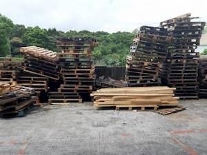 廢棧板/木材回收